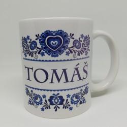 Hrnček - Tomáš