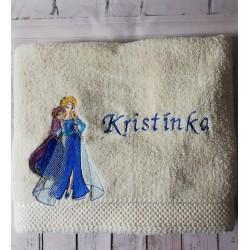 Osuška detská Kristínka