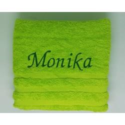 Osuška iba s menom Monika