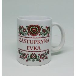 Hrnček zástupkyňa Evka