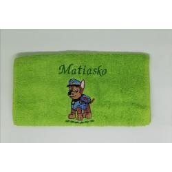 Uterák s menom Matiasko