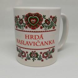 Hrnček - Hrdá Raslavičanka